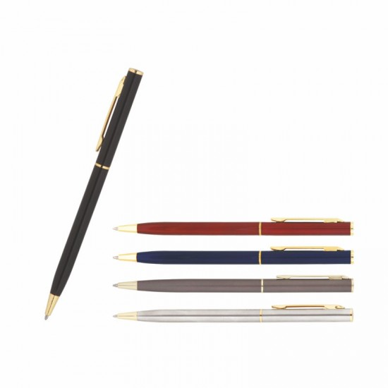 1025-PARLAK Metal Tükenmez Kalem