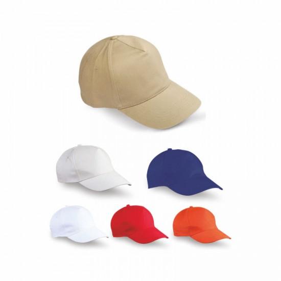 274 Yerli Polyester Şapka