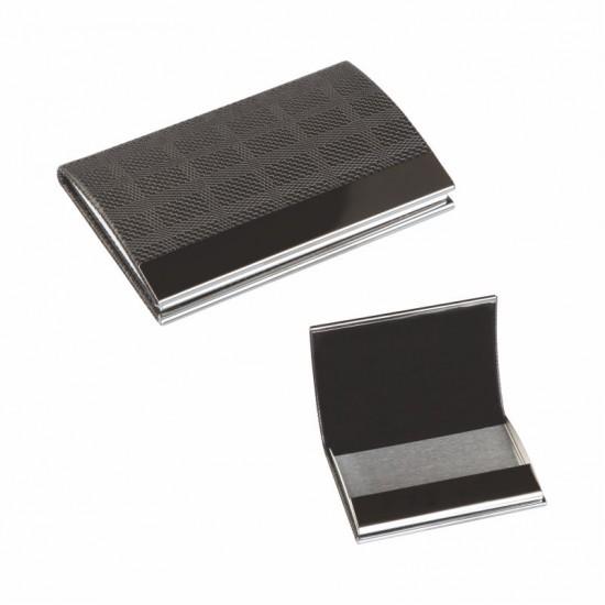 5020 Metal & Suni Deri Kartvizitlik