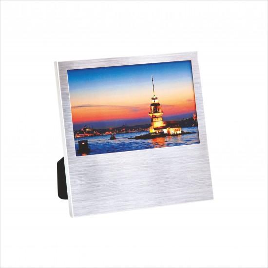 606 Alüminyum Resim Çerçevesi 16X16X1 Cm Ürün Kodu 606