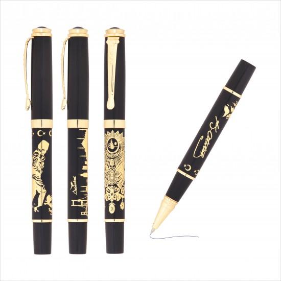 685-R Figürlü Roller Tükenmez Kalem