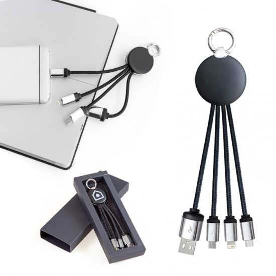 KKS-1201 Anahtarlık Çoklu Kablo